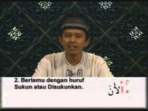 Belajar Mudah Tahsin Al-quran Part 1 video