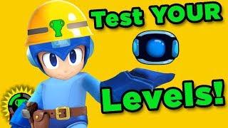 MATPAT vs YOU!   Fan Mega Maker Levels
