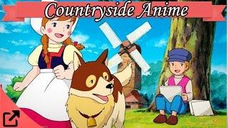 Top 10 Countryside Anime 2015