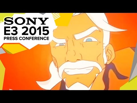Devolver Games Presents Ronin, Eitr, Mother Russia Bleeds and Crossing Souls - E3 2015 Sony Press…