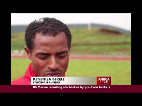Kenenisa Bekele not retiring soon