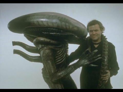 'H. R. Giger - Alien'.