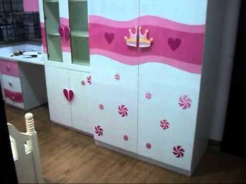 Full Kids Room Furniture Dcoration By Kids Furniture Mumbai Youtube