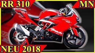TVS Apache RR 310 oder BMW G 310 RR (?) – neuer kleiner SuperSportler | Motorrad Nachrichten