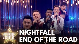 Nightfall perform 'End Of The Road' by Boyz II Men - Let It Shine 2017 - BBC One