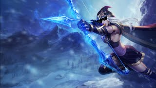 League of Legends- Hacker Ashe