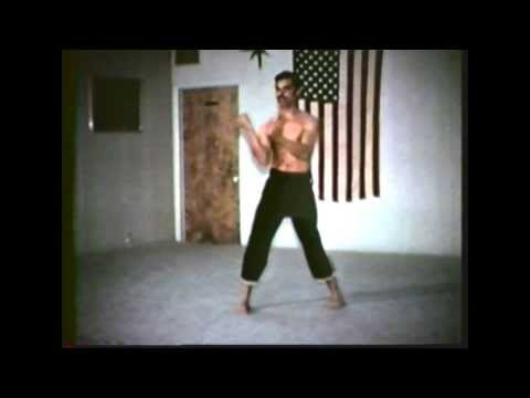 Master Clarence Ewing: Isshinryu Karate Rare Film 1963 Complete Video