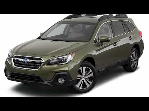 2018 Subaru Outback Video
