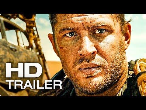 MAD MAX: Fury Road Trailer #2 German Deutsch (2015)