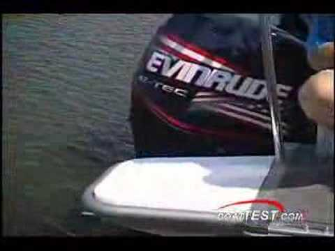 Evinrude E-TEC 225-HP Engine Test - By BoatTest.Com
