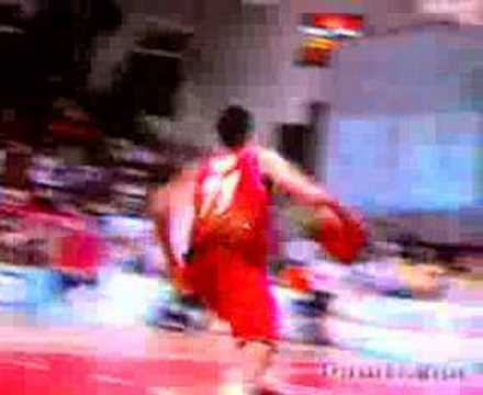 Tubid, All-star Dunk video