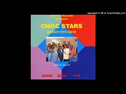 Choc Stars - Bango Oyo Baye (1995/Music of R.D. Congo/African Music/World)