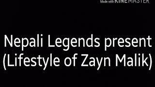 LIfestyle of Zayn Malik