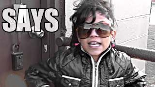 "BABY KAELY  ""WHATEVERRR!""  8yr old kid rapper! (RECORDED WHEN SHE WAS 7)"