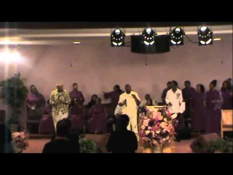 Terry Frazier and the Tears of Joy New Jerusalem pt 2