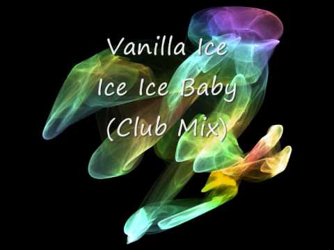 Смотреть онлайн клип vanilla ice ice ice baby radio edit