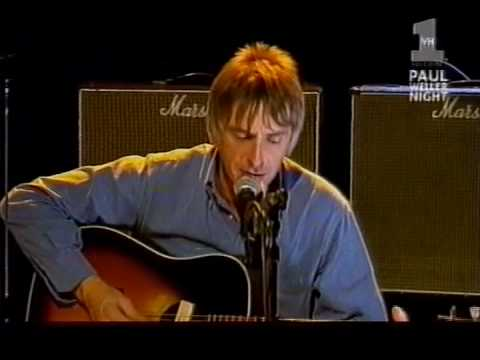 Miniatura del vídeo Paul Weller - Brand New Start (Live on TV)