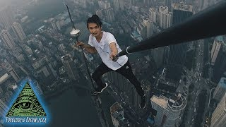 DareDevil falls 62 stories in rooftop challenge accident