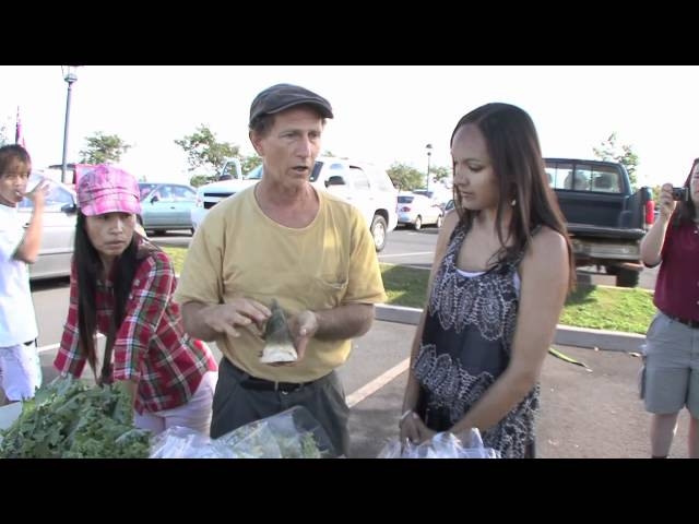 Making Over Maui: Upcountry Farmers Market