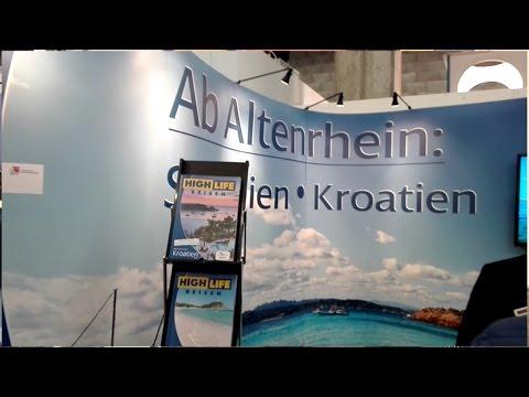 """High Life Reisen auf der Ferienmesse """"Grenzenlos"""" in St. Gallen"""