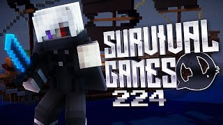 "Minecraft Survival Games - Game 224: ""Solrbad"""