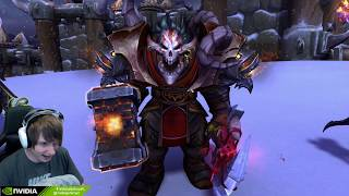 HORDE TRANSMOG CONTEST SEZON 2 - World of Warcraft: Legion