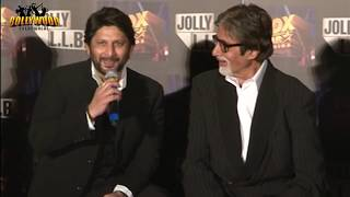 Jolly L L B - Amitabh Bachchan Talks About The Bofors Scandal At 'Jolly LLB' Trailer Launch