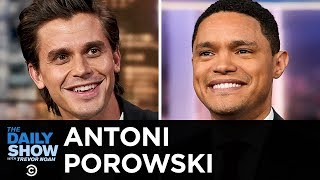 "Antoni Porowski - Celebrating Food as a Love Language with ""Antoni in the Kitchen"" 