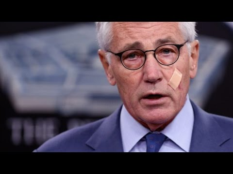 President Obama Forces Chuck Hagel to Resign