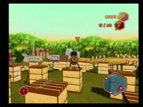 Bee Movie Game walkthrough part 26: The Glitchy Final Invasion