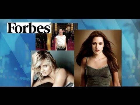 Forbes 2012 Highest Paid Actress List!