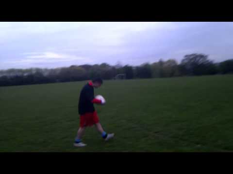 Tom barton crossbar challenge :)