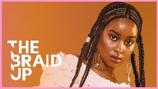Flawless Freestyle Braids | The Braid Up | Cosmopolitan