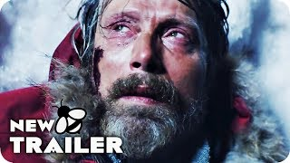 ARCTIC Trailer (2019) Mads Mikkelsen Movie