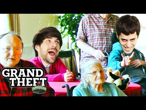 IAN'S LUMBERJACK RETIREMENT (Grand Theft Smosh)
