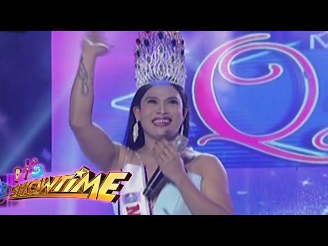 It's Showtime Miss Q & A: Tonette Estrada, enters Miss Q & A semifinals!