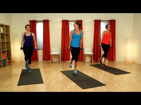 Leg and Butt Toning Workout, 10-Minute Workout, Class FitSugar