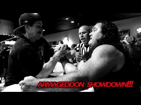 Huey\'s Pub:  ARMAGEDDON SHOWDOWN!