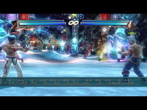 Tekken Tutorial: How to Electric Wind God Fist (EWGF)