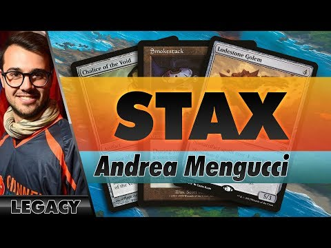 Stax - Legacy | Channel Mengucci