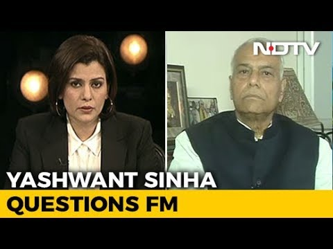 PNB Case Has Dented Image Of PM Modi's Government: Yashwant Sinha
