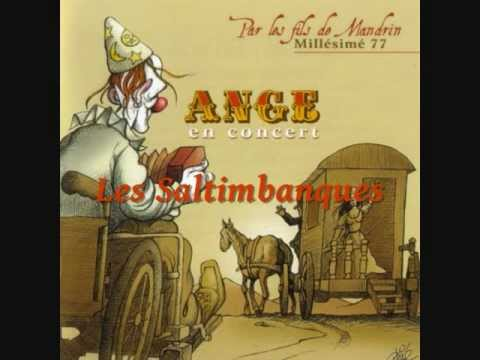Ange - Saltimbanques