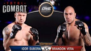 Total Combat | Igor Subora vs Brandon Vera