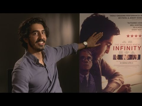 The Man Who Knew Infinity: Dev Patel on maths brain freezes and 'matrixing' on set