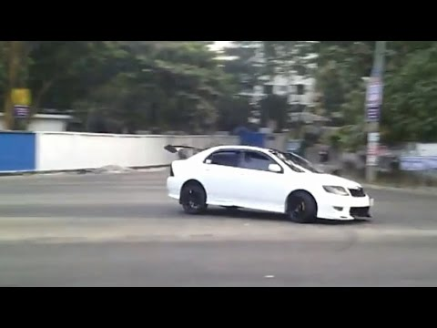 Modified Sports Cars DRIFTING In Bangladesh(BD) || MUST WATCH!!!
