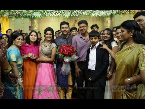 Shanthanu – Keerthi – Wedding Reception Photos – Set 4 Photo Image Pic