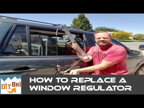 Honda Broken Power Window? How To Fix Yourself