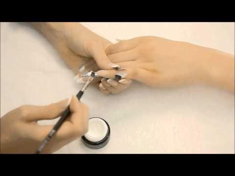 Курсы по наращиванию ногтей - видео