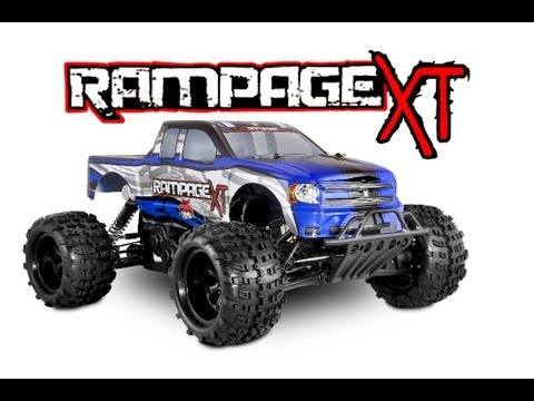Redcat Racing Rampage XT: Gasoline RC 1/5 scale Monster Truck