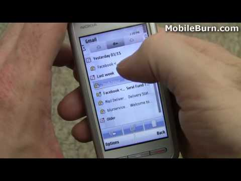 Video: Nokia 5230 Nuron for T-Mobile USA - part 2 of 2